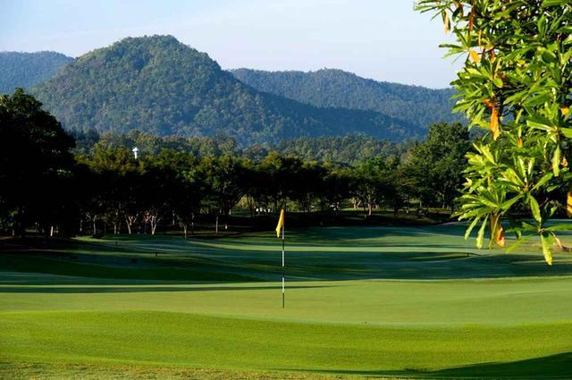 画像1: 【タイ・チェンマイ】北方の古都で「アルパイン」「チェンマイハイランド」厳選5コースから。5日間 2プレー