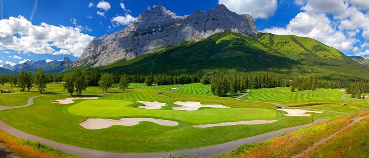 画像: カナナスキスカントリーゴルフコース Mt.Kiddコース