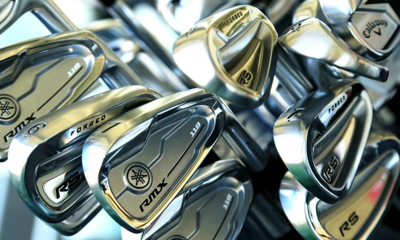 画像: 【うまくなる14本選び①】飛距離の階段、あなたのアイアン大丈夫? APEX・RMX118・RSフォージド・ツアーB X-CBP 4モデルの6I~PW番手別試打 - ゴルフへ行こうWEB by ゴルフダイジェスト