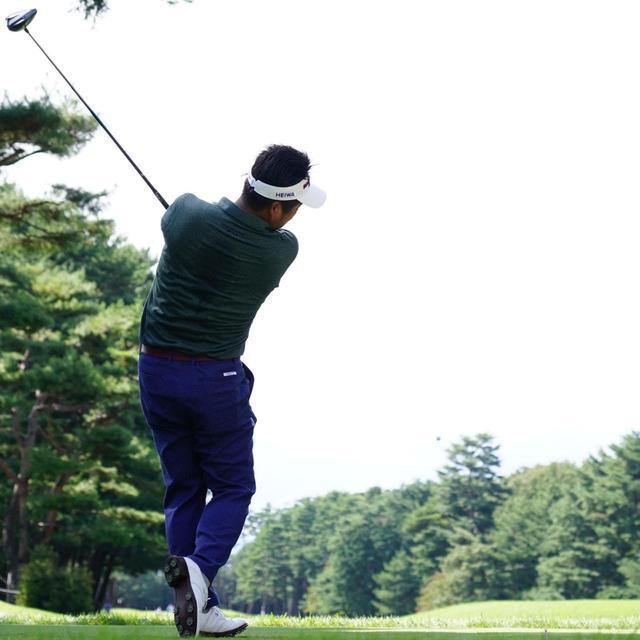 画像14: 【飛ばし】クラブ契約フリー、池田勇太が選んだ「プロギアRS-F」。300ヤード飛んで曲がらない、ドライバーLESSON(後編)