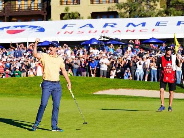 画像: 本間ゴルフと契約後すぐに、2019年初戦の「ファーマーズインシュランス」で優勝