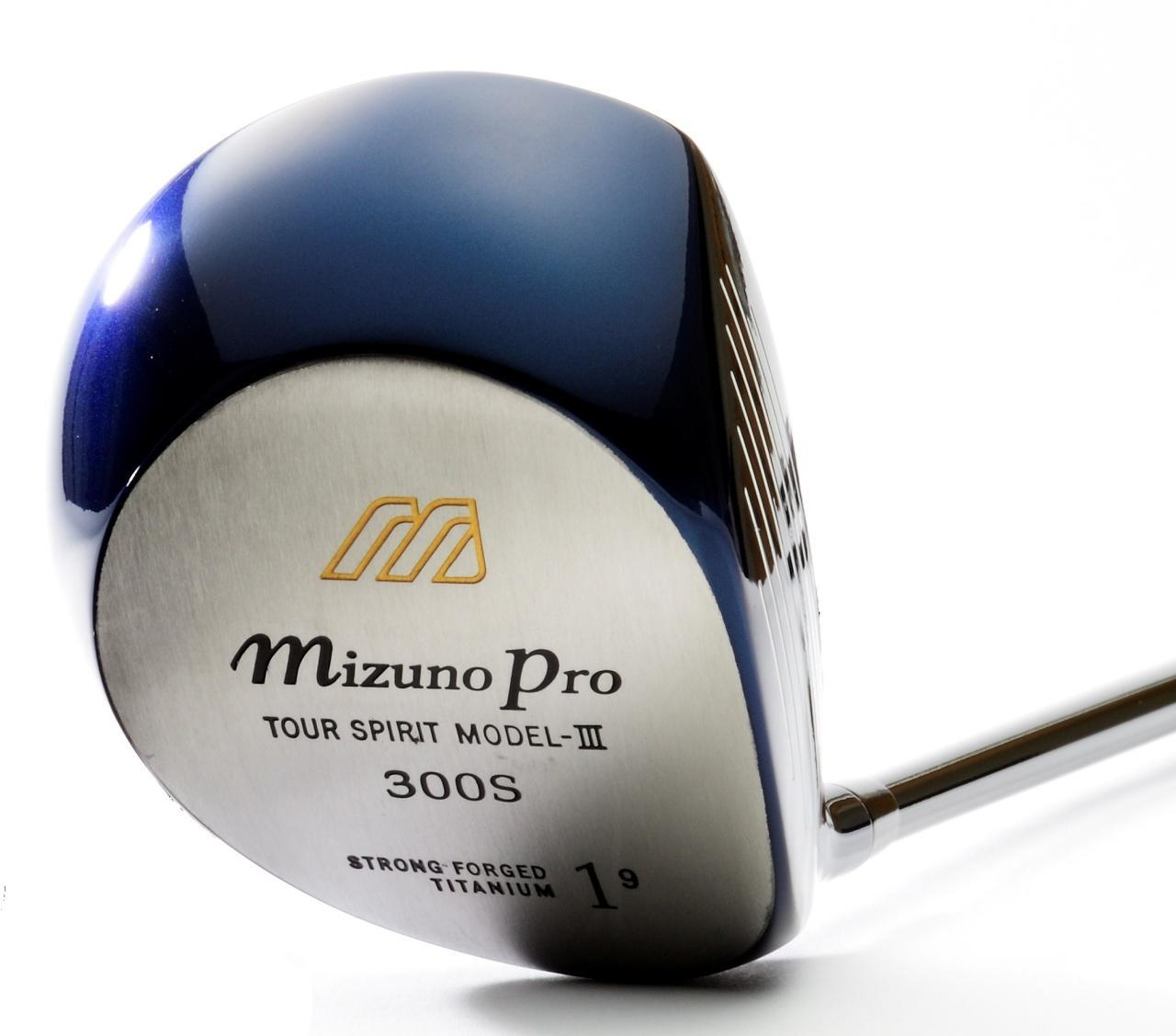 画像: 2000年のGDドライバー オブ ザ イヤーは「ミズノプロ300S」。「この頃までは国産と外ブラは拮抗していました」(松尾)