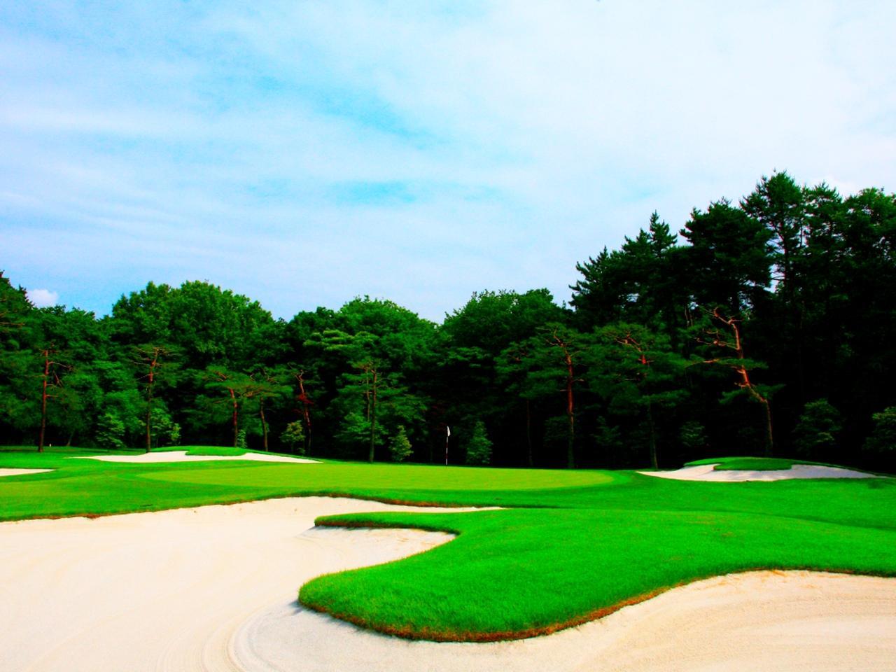 Images : 4番目の画像 - 大利根カントリークラブ - ゴルフへ行こうWEB by ゴルフダイジェスト