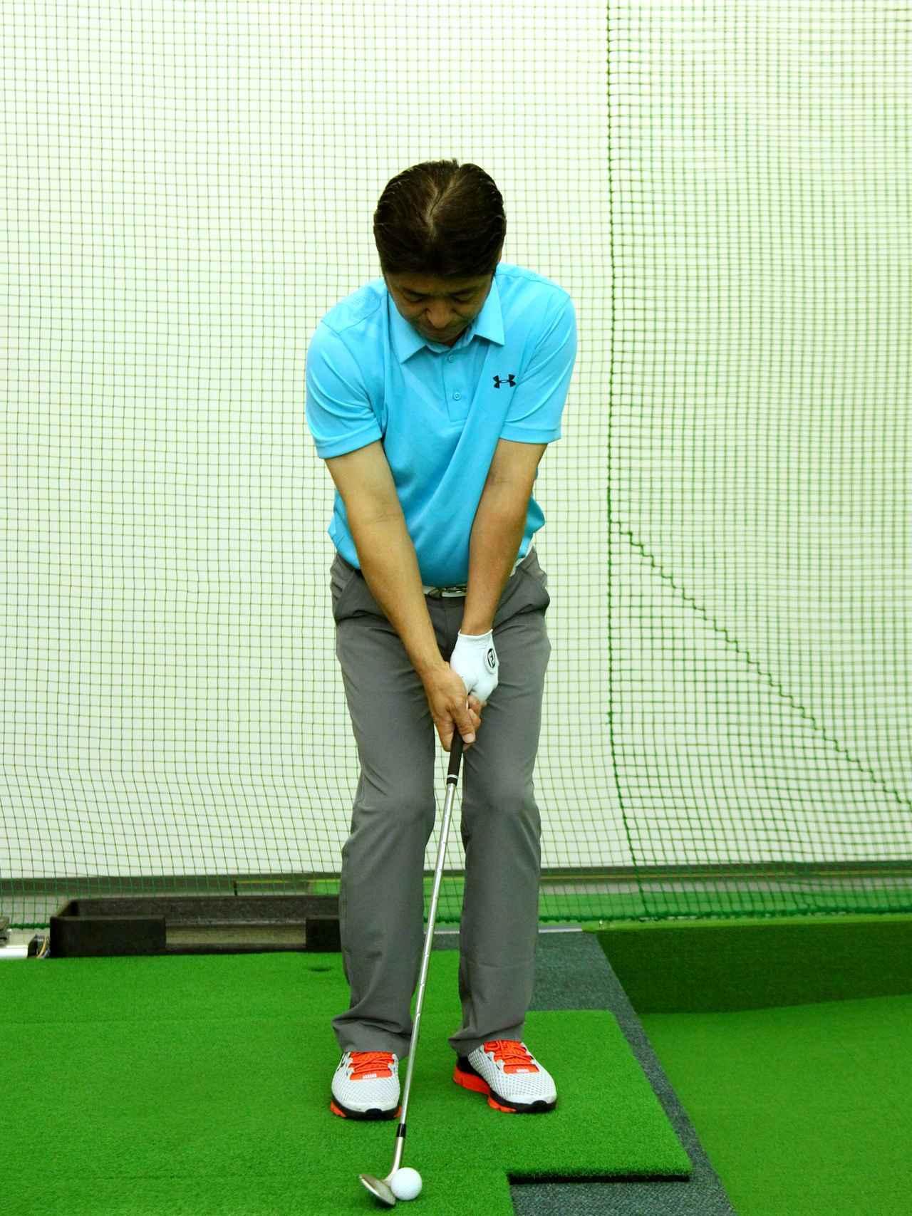 画像1: 【通勤GD】伊澤利光「イザワの法則」Vol.13ジャンボさんとの衝撃の出会い ゴルフダイジェストWEB