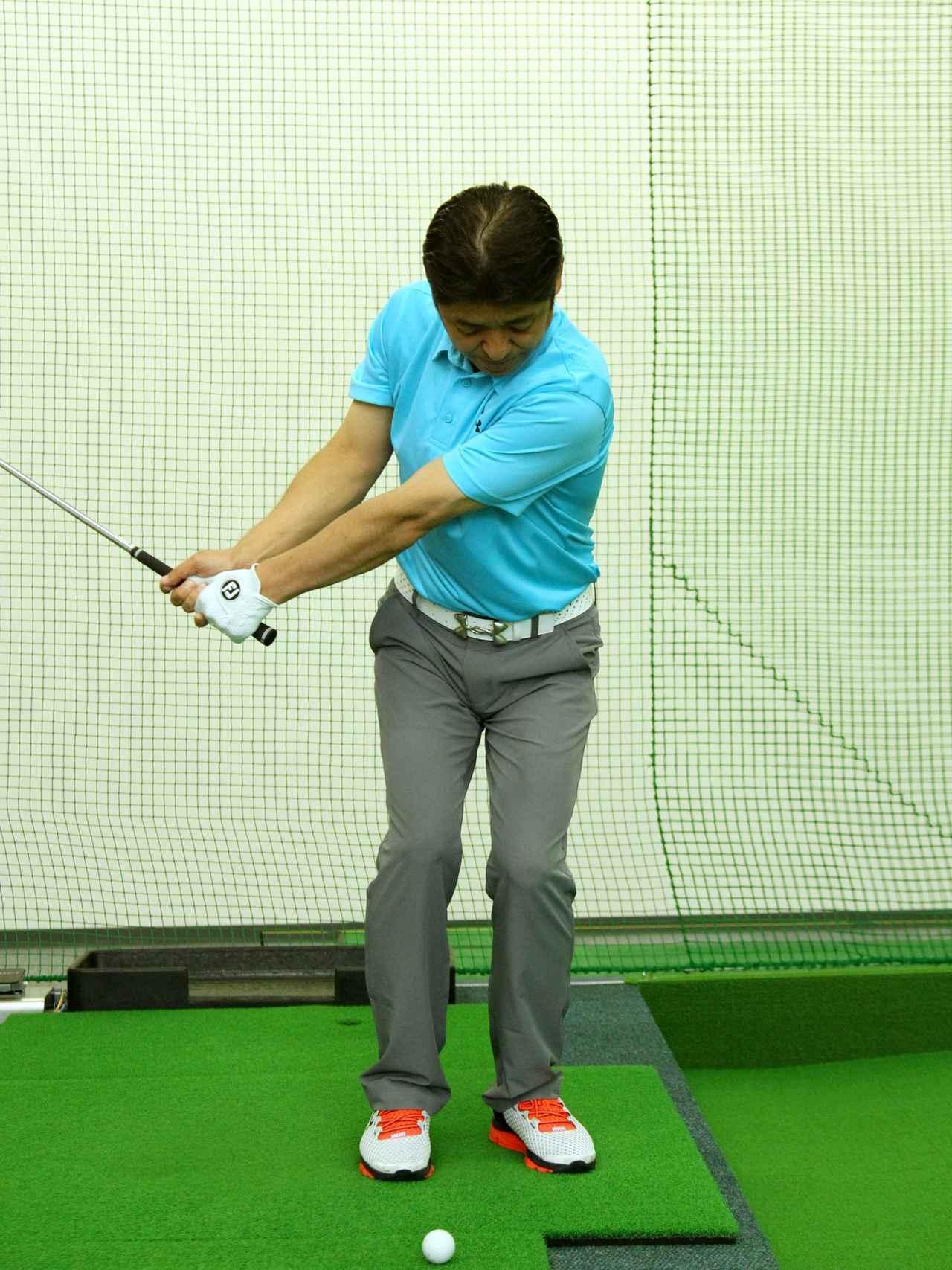 画像2: 【通勤GD】伊澤利光「イザワの法則」Vol.13ジャンボさんとの衝撃の出会い ゴルフダイジェストWEB