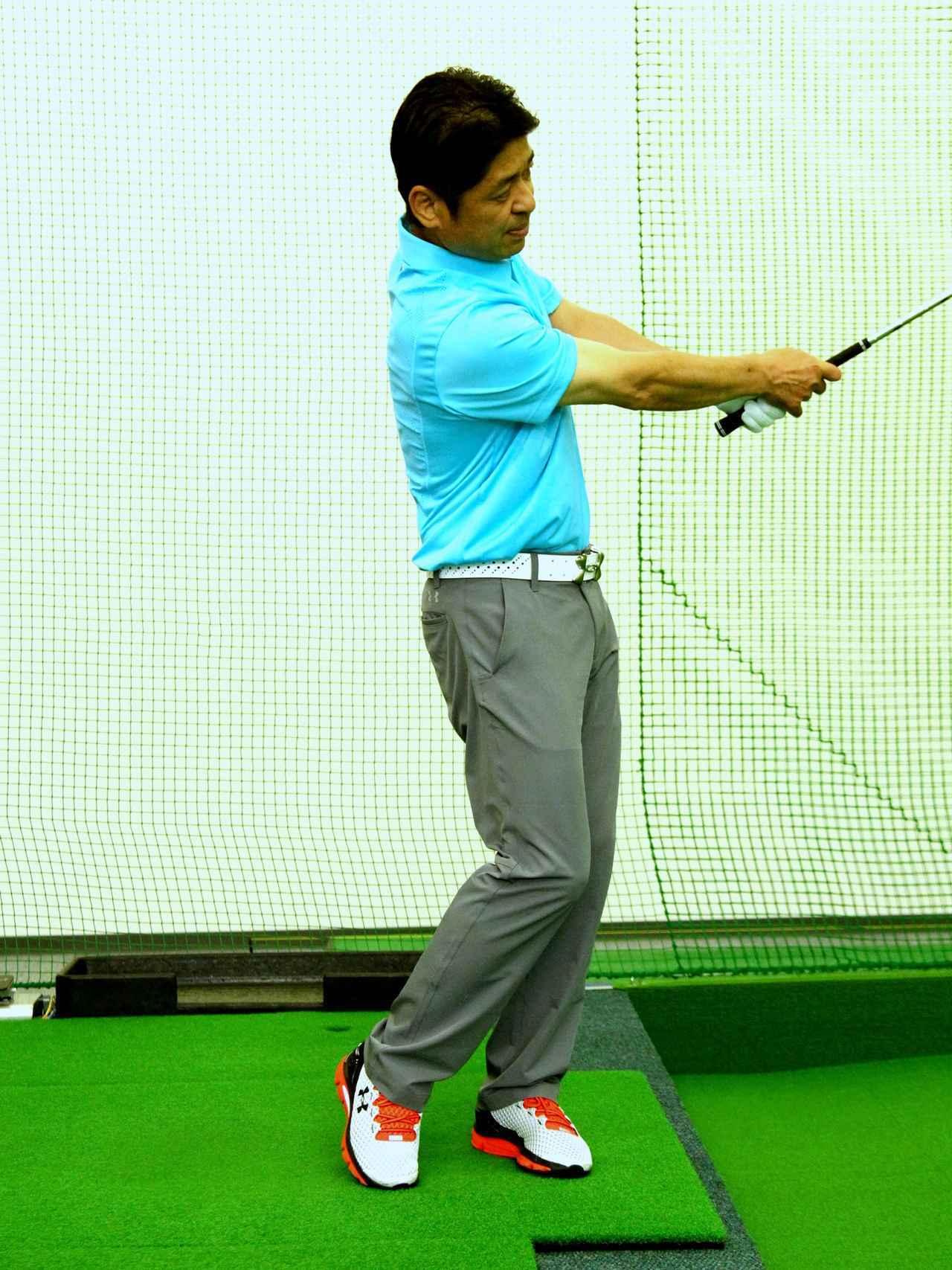 画像4: 【通勤GD】伊澤利光「イザワの法則」Vol.13ジャンボさんとの衝撃の出会い ゴルフダイジェストWEB
