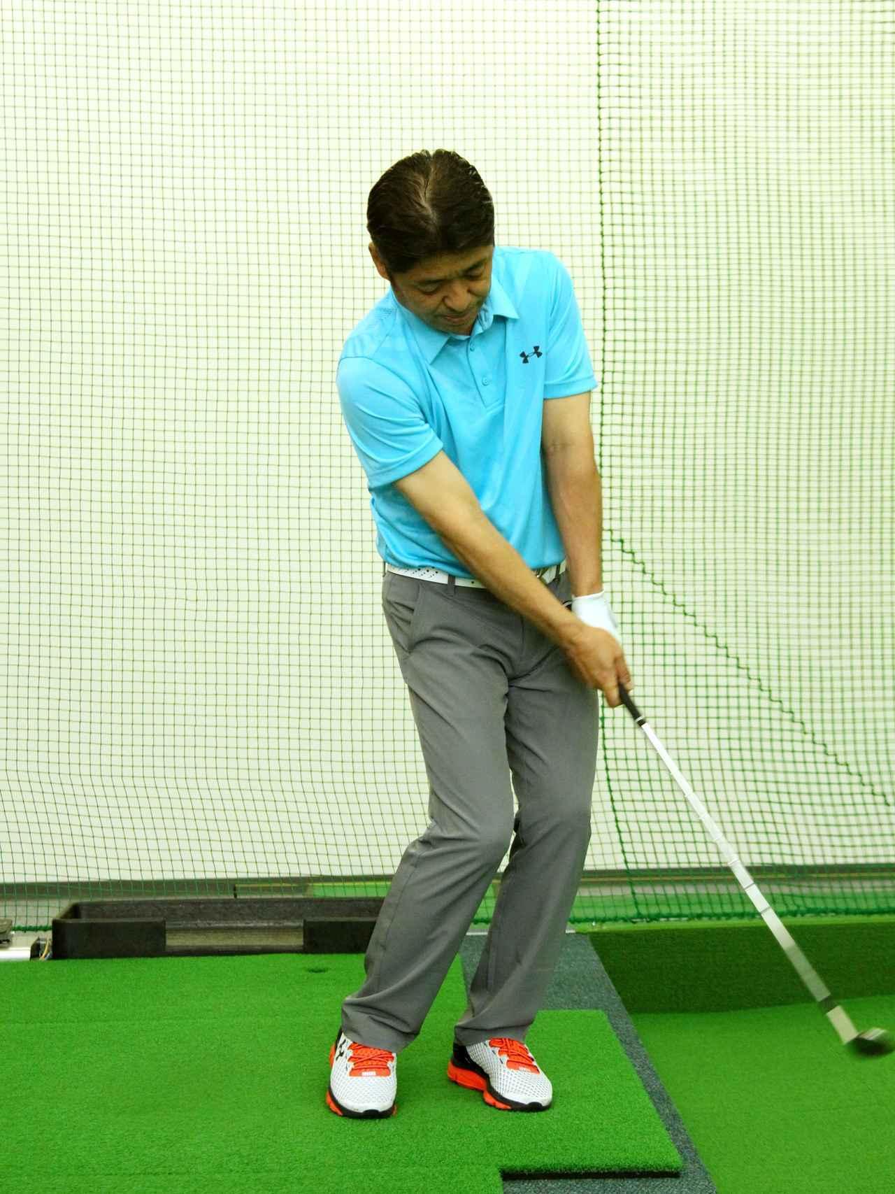 画像3: 【通勤GD】伊澤利光「イザワの法則」Vol.13ジャンボさんとの衝撃の出会い ゴルフダイジェストWEB