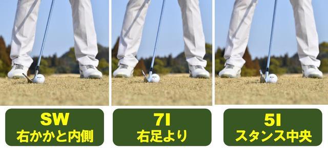 画像: 【ドライバー型の+20ヤード】 出水田大二郎プロは 直ドラ ですくい打ち解消