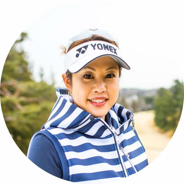画像: 【HS40m/s担当/内山久美プロ】 25歳からゴルフを始め、歴6年でプロ入り。持ち球はドロー