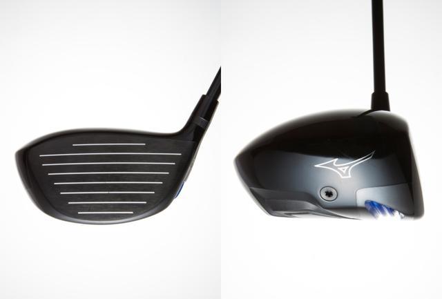 画像: モデルSは、ハードヒッターが叩けるイメージのハイバック形状