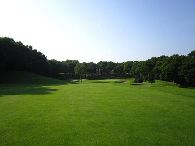 画像: 札幌国際カントリークラブ島松コース Aコース9番(写真) 公式ホームページはこちら