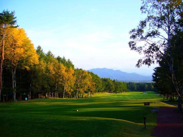 画像: 【大浅間ゴルフクラブ】 高原リゾートコースならではのゆったりとしたレイアウト 公式ホームページはこちら