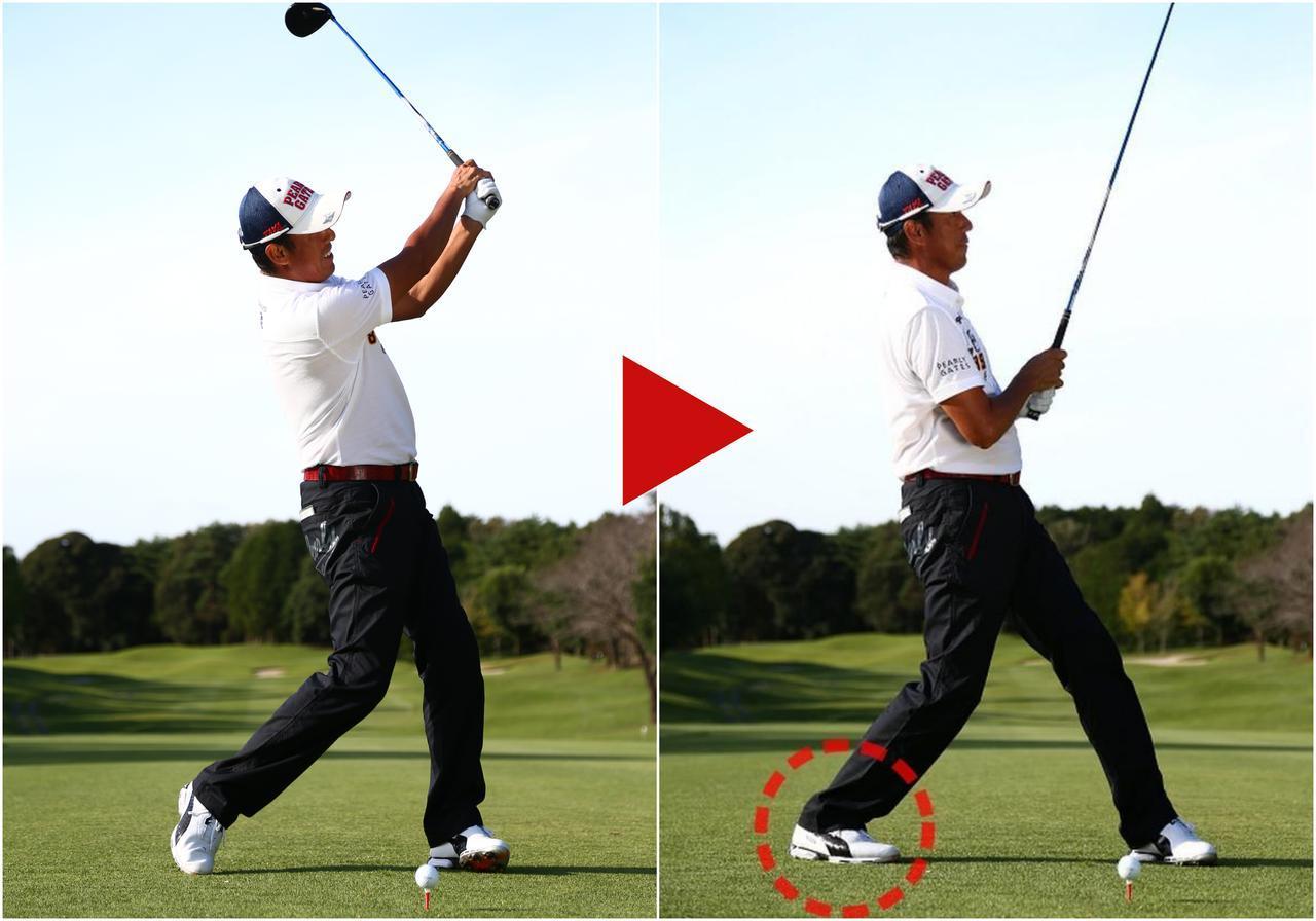 画像4: アッパーに振れば飛ばすことはできる