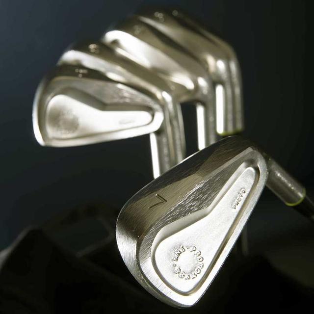 画像: 【New】三角ソールトライアングルアイアン2 「粗研磨」-ゴルフダイジェスト公式通販サイト「ゴルフポケット」