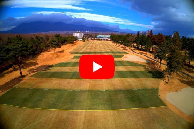 画像: 【栃木・25那須ゴルフガーデン】謎のストライプが9番フェアウェイに出現! ドライバー飛距離計測チャレンジホール。ウェルネスの森 那須。GOLULUチェック⑦ - ゴルフへ行こうWEB by ゴルフダイジェスト