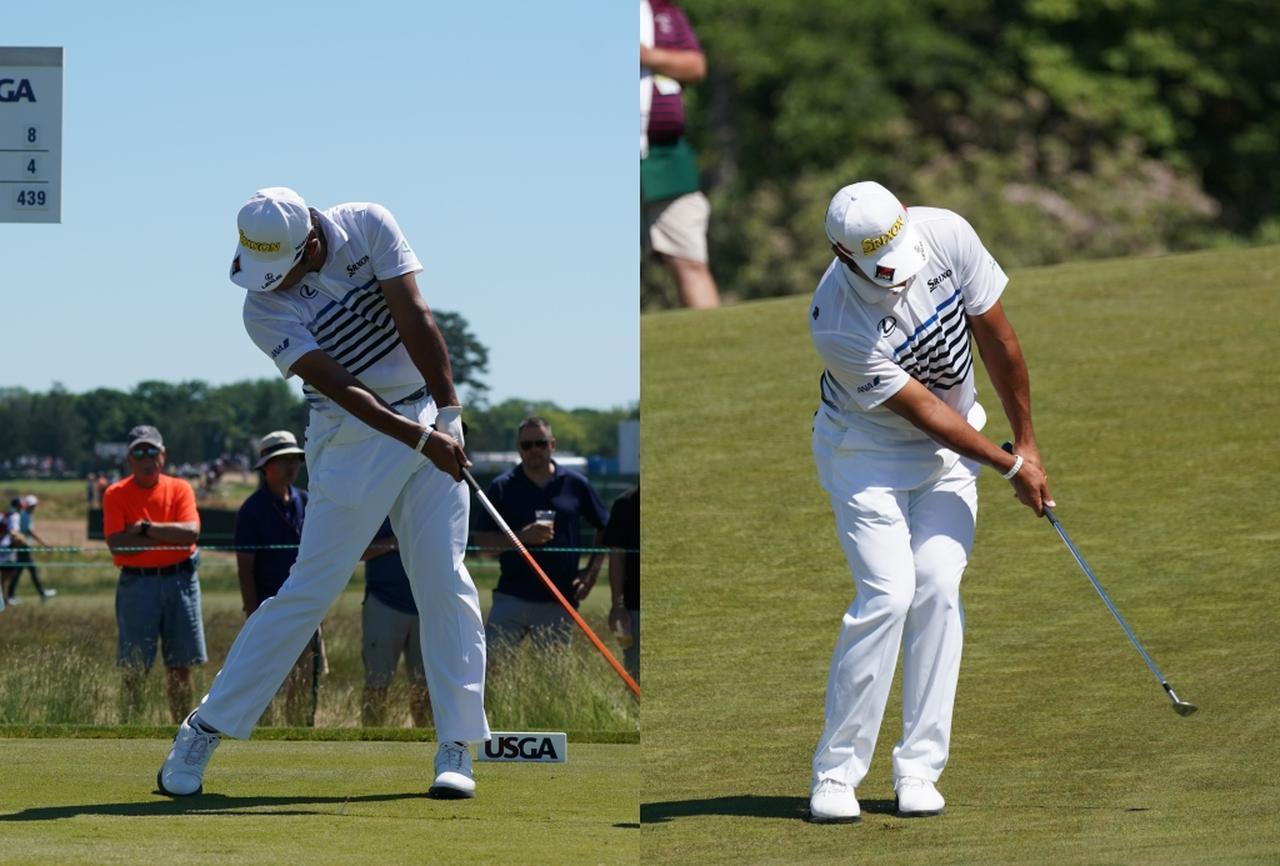 画像1: (左)ドライバー (右)ウェッジ