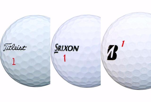 画像: 【ボール分析】新「プロV1」「プロV1x」、新「スリクソンZスター」「ZスターXV」そして「ツアーB X」「ツアーB XS」 ツアーボールを合田洋プロがコースで試打検証 - ゴルフへ行こうWEB by ゴルフダイジェスト