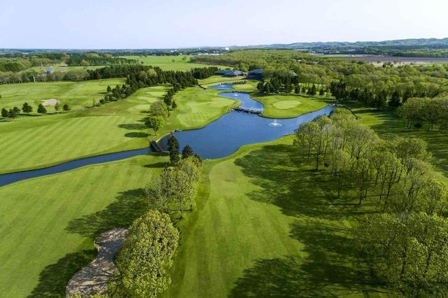 画像: 北海道クラシックゴルフクラブ18番(448Y)P4