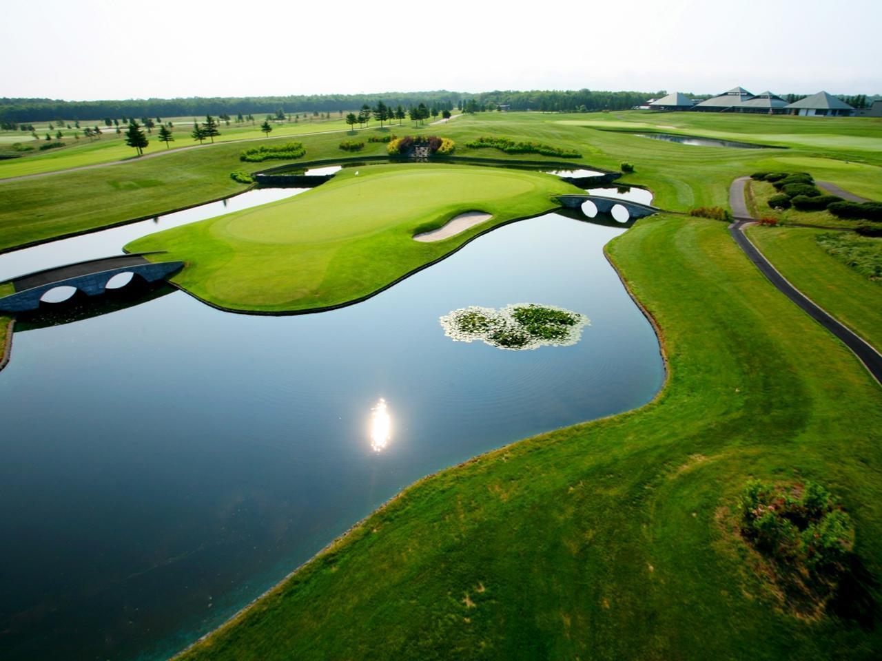 画像: ザ・ノースカントリーゴルフクラブ(千歳市)
