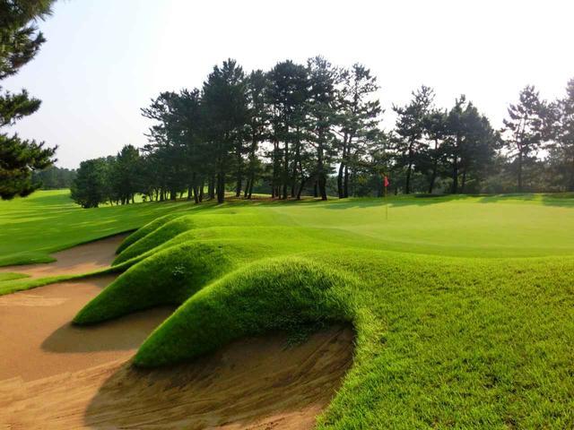 画像: 片山津ゴルフ倶楽部 白山コース(石川)