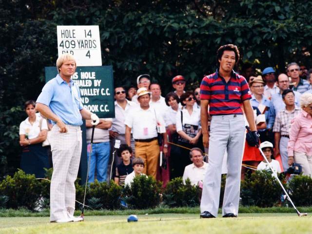画像: 1980年の全米オープンではジャック・ニクラウスと優勝を争い、2位になった