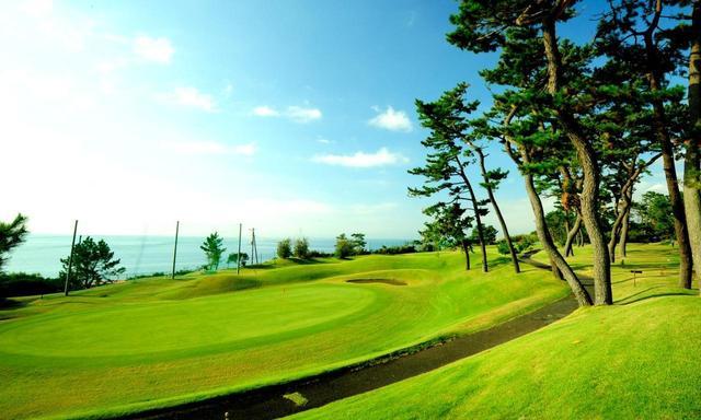 画像: 【神奈川県ショートコース/大磯ゴルフコース】波音を聞きながらティショット! まるでシーサイドリゾートにいる心地 - ゴルフへ行こうWEB by ゴルフダイジェスト
