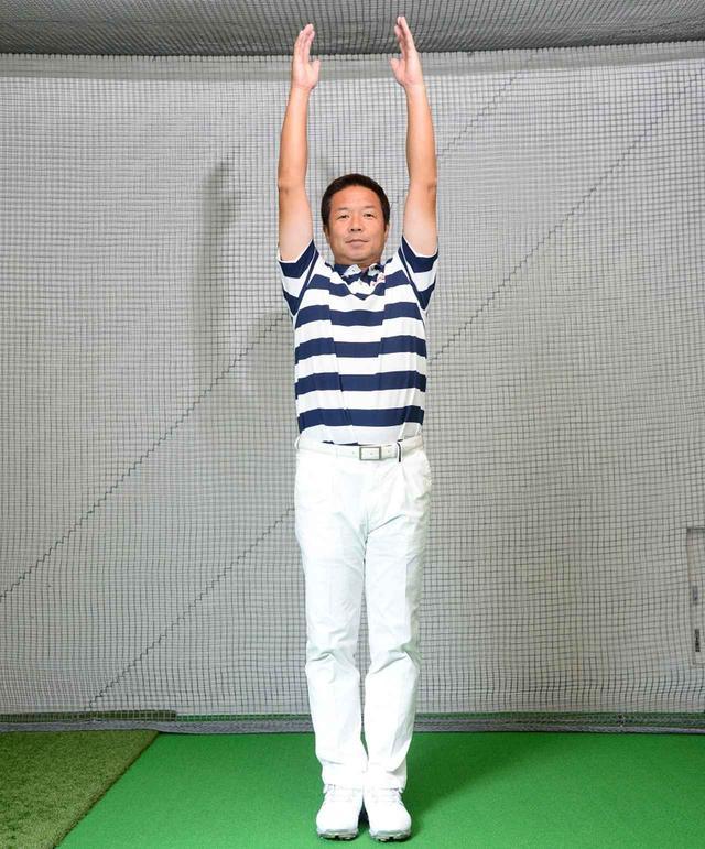 画像13: ラジオ体操第一、さっそくスタート!!