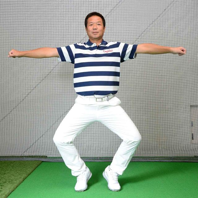 画像11: ラジオ体操第一、さっそくスタート!!