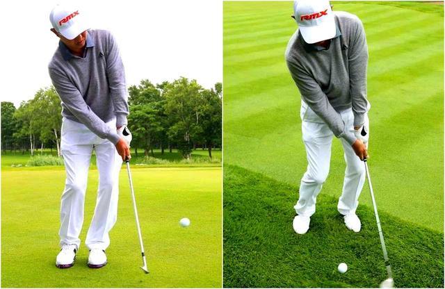 画像: 【名人レッスン】谷口徹のアプローチ。「転がす」「上げる」2つの打ち方を特別公開! - ゴルフへ行こうWEB by ゴルフダイジェスト