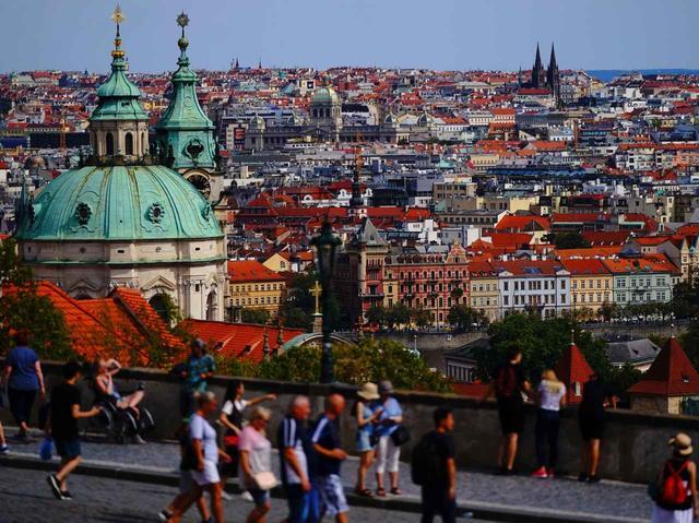 画像: チェコの首都、中世の宝石箱「プラハ」