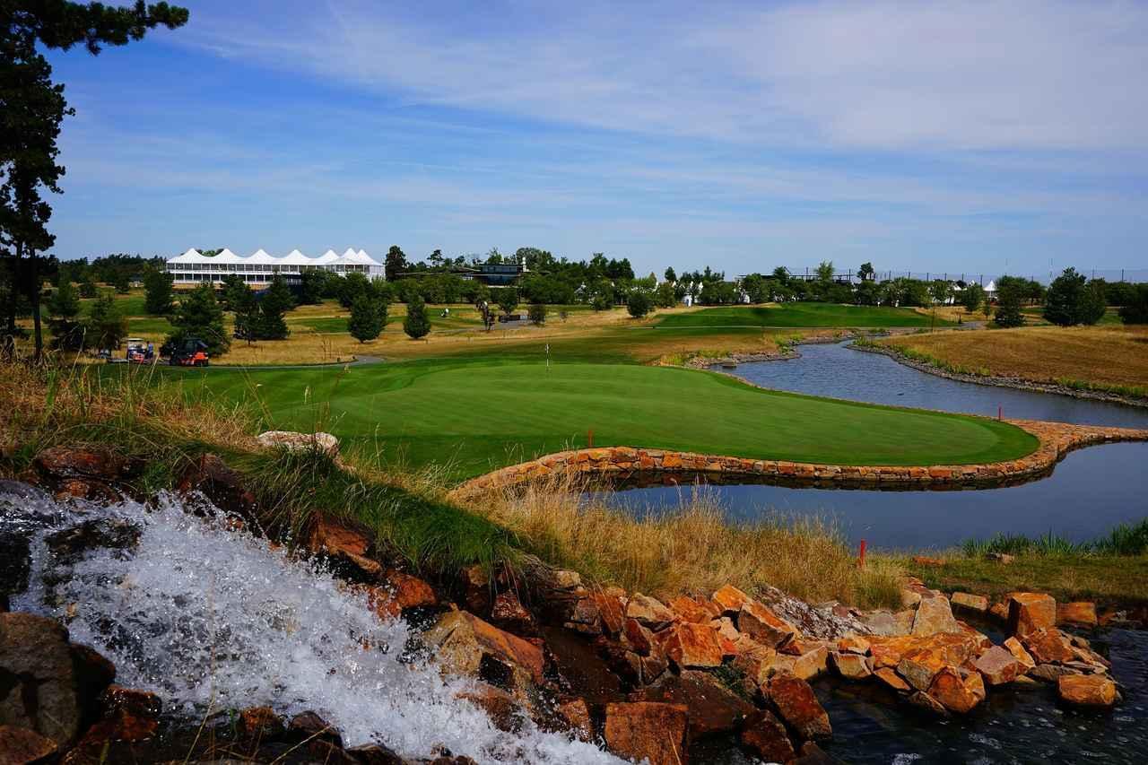 画像: 欧州PGAツアーの舞台「アルバトロス ゴルフリゾート」