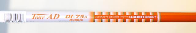 画像: ツアーAD DIハイブリッド(グラファイトデザイン)「重量と硬さを選べば誰でも合いそう」