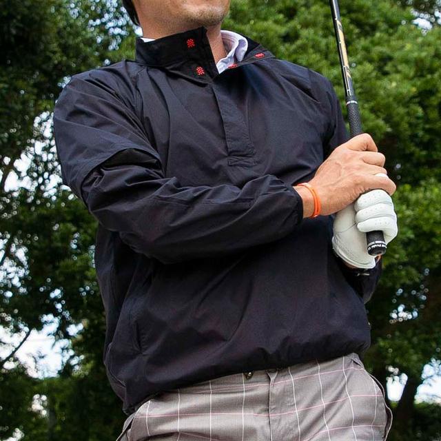画像: 【未来ウェア】スーパーストレッチコンパクトレイン-ゴルフダイジェスト公式通販サイト「ゴルフポケット」
