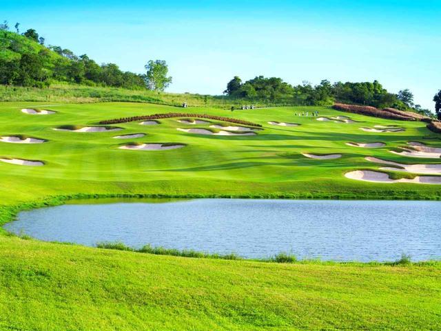 画像: 【タイ・パタヤ】リゾート風情と上級者が唸る戦略性。パタヤに行くならサイアムCCの「プランテーション」は外せない! - ゴルフへ行こうWEB by ゴルフダイジェスト
