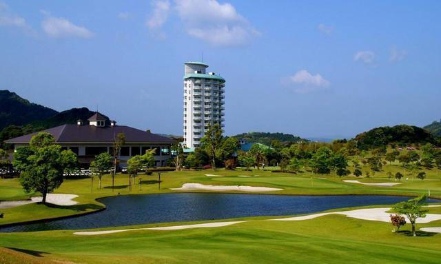 画像: 3日目の「祁答院ゴルフ倶楽部」はトーナメント開催コース