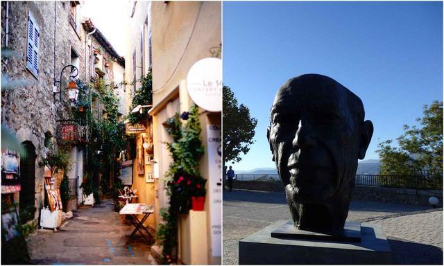 画像: ピカソが晩年を過ごした村「ムージャン」