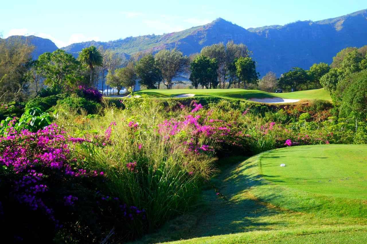 画像: MSNトラベルの「世界のもっとも美しい12のゴルフ場」に選出された