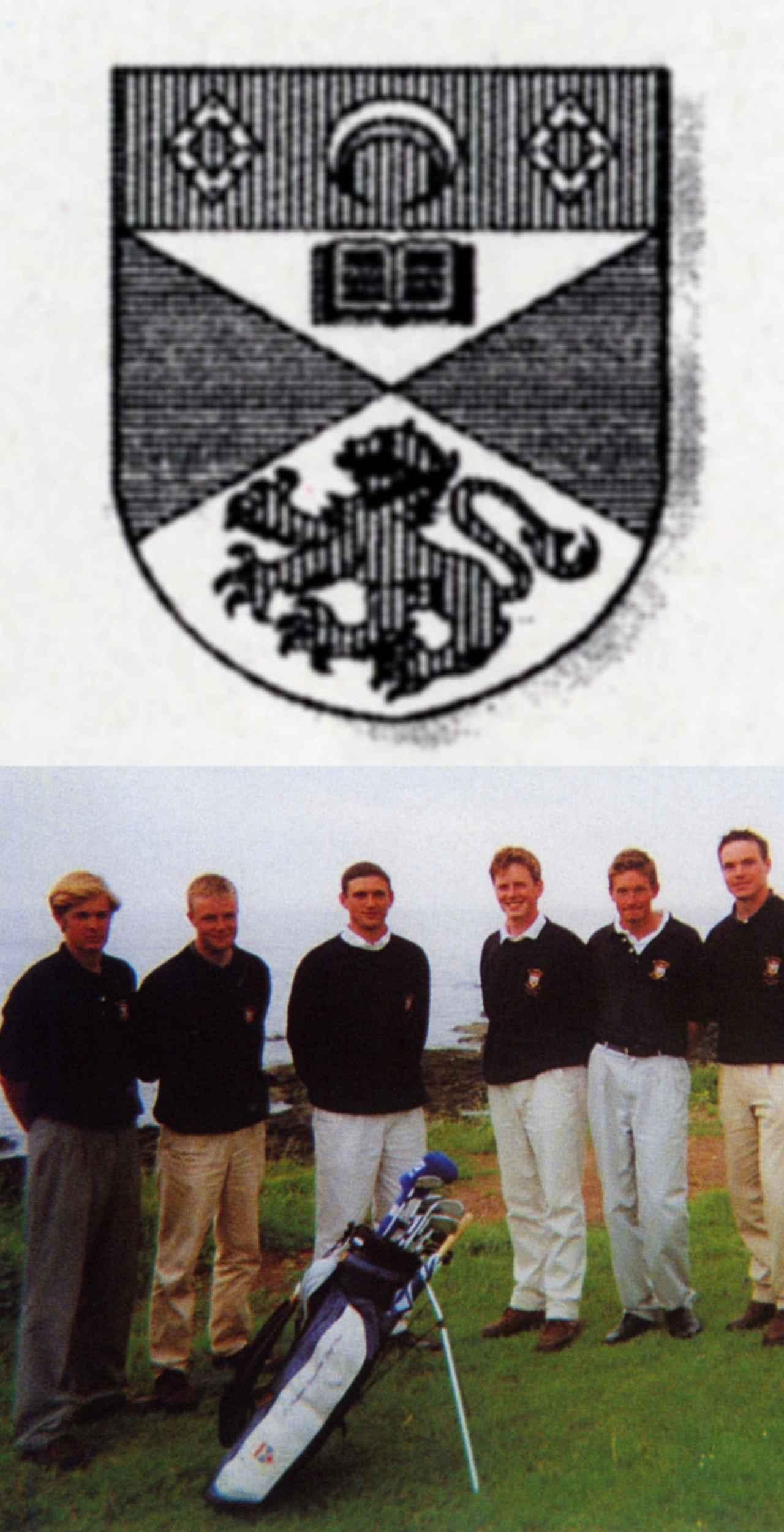 画像: 大学ゴルフの最高峰に君臨。地域の大学リーグで常に上位に入る。一軍入りできるのはHC3まで
