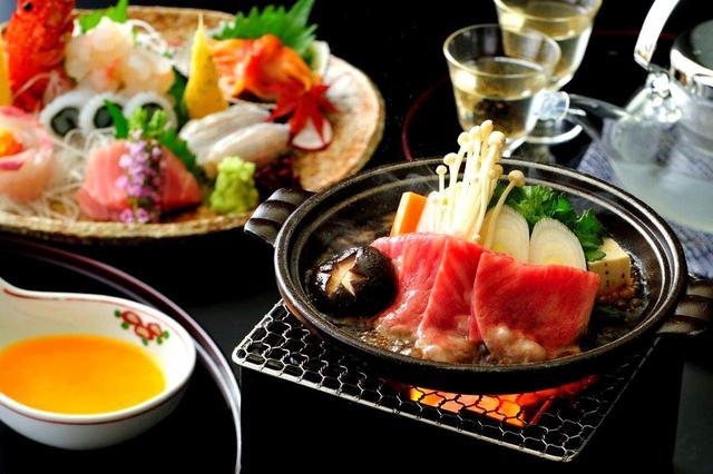 画像: 日本料理