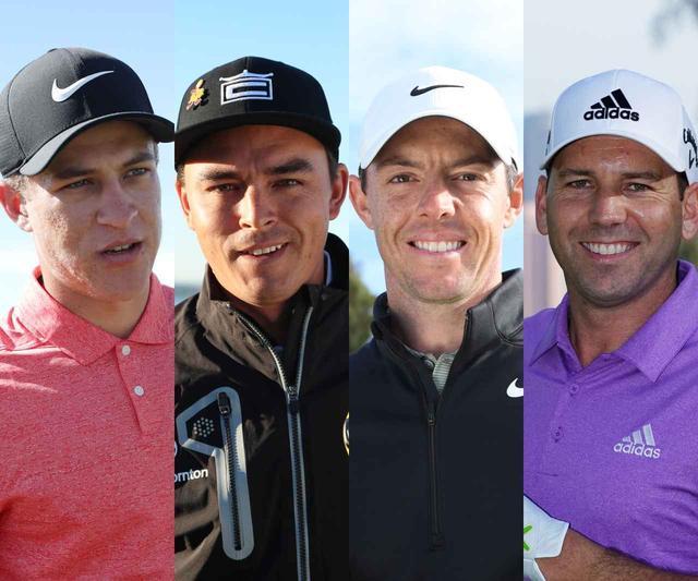 画像: 【ギア分析】マキロイ、チャンプ、リッキー、ガルシアのドライバーウェート調整。M5、フラッシュ、G410、コブラ「つかまり仕様」それとも「低スピン仕様」? - ゴルフへ行こうWEB by ゴルフダイジェスト