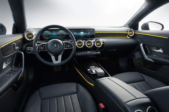 画像2: 4ドアクーペがベースのワゴン「CLAシューティングブレーク」がフルモデルチェンジ