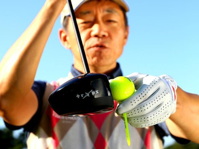 画像: 【飛ばし】風が強い日はスウィングを変えずに、ティの高さでスピンをコントロールのが簡単です - ゴルフへ行こうWEB by ゴルフダイジェスト