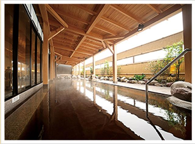 画像: 新千歳空港温泉-空港で過ごす | 新千歳空港ターミナルビル