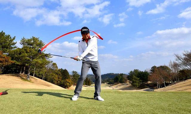画像3: 【スウィング】フェードの達人・伊澤利光が教える「最新ドライバー」フェードの打ち方