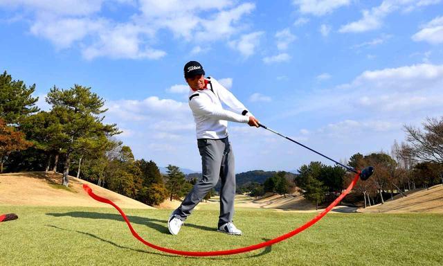 画像4: 【スウィング】フェードの達人・伊澤利光が教える「最新ドライバー」フェードの打ち方