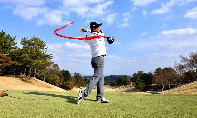 画像6: 【スウィング】フェードの達人・伊澤利光が教える「最新ドライバー」フェードの打ち方
