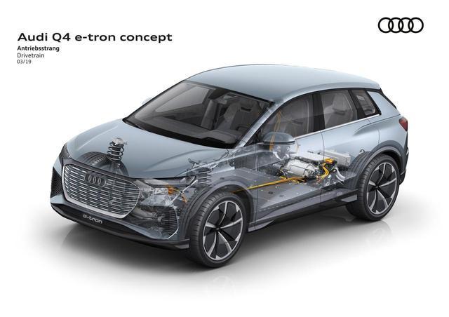 画像4: 「Q4 eトロン コンセプト」ってどんなクルマ?