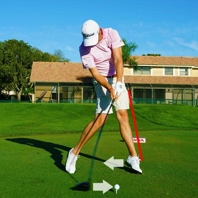 画像: 左カウンタータイプは左脚が斜めになる