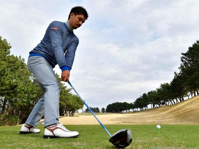 画像: 【ドライバー】ドローを打つなら「オープンスタンス」。憧れの弾道を手に入れる!(後編) - ゴルフへ行こうWEB by ゴルフダイジェスト