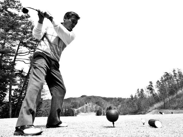 画像: 「プレーンをなぞり始めたら、ゴルフや無くてそれはボール運び」